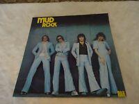 Mud Rock Original LP Album Record Vinyl