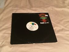 Ultramagnetic Mc's The Four Horsemen Hip Hop VG LP Promo OG 1993 Vinyl