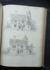 VILLA AND COTTAGE ARCHITECTURE: Country & Suburban Residences: Architects 1871.