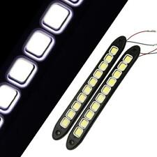 Daylight Running Lights LED DRL Universal Flexible COB BRIGHT LEDS 6000K Cold