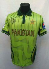 Pakistan Team 2015 Icc Cricket World Cup Jersey Ca Shirt Size Men's S Small Top