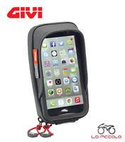 GIVI S957B PORTA SMARTPHONE UNIVERSALE COMPATIBILE CON SCOOTER E MOTO
