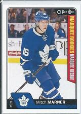 Mitch Marner  16/17 O-Pee-Chee OPC  #672B  Marquee Rookies RC