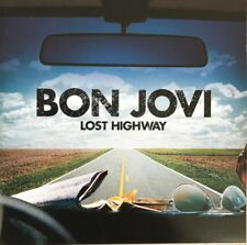 Lost Highway Limited Tour Edition Australian IMPORT Bon Jovi Audio CD