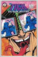 The Tick Big Blue Destiny #3 Arthur Eli Stone Suarez  NEC Comics 1997