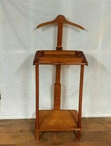 Vintage Midcentury Suit Butler Valet  Stand Made in Sweden