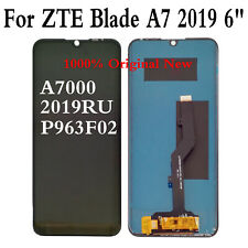 "Original For ZTE Blade A7 2019 6"" A7000 2019RU P963F02 LCD Display Touch Screen"