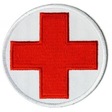 Red Cross Medic Patch - 3x3 inch by Ivamis Trading P5454 Free Shipping