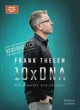10xDNA   Das Mindset der Zukunft   Frank Thelen   Buch   Deutsch   2020