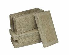 6 Pack Fire Brick Wood Stove Furnace Forge Thermal Refractory Cement Mortar Coal