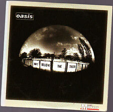Promo CD, Oasis, Dont Believe the Truth