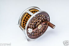 "ZYZ Classic Fly Fishing  Reel 3.0 "" WF5/6WT  Click Pawl Drag  Trout"