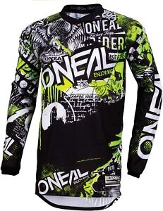 2020 O'Neal Element Attack Jersey - Motocross Dirtbike Offroad