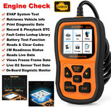 OBDII Scanner Car Code Reader  Auto Diagnostic Check Engine Light Enhanced Tool