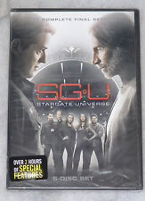 SGU: Stargate Universe Complete Season 2 (Final) DVD Box Set - NEW & SEALED