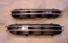 BMW Brand M5 E60 2006-2010 OEM Genuine Fender Side Panel Grilles Vents NEW