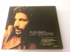 THE VERY BEST OF CAT STEVENS - CD & DVD