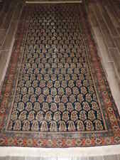 4.9x10.9ft. Antique Persian Boteh Malayer Wool Runner