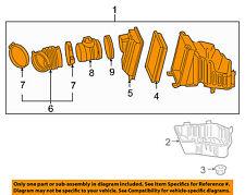 GM OEM Air Cleaner Intake-Box Top Lid Cover 25888389