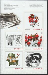 HOCKEY CARICATURE = CCCP vs CANADA = CARTOONISTS = BACK BK Page of 5 Canada 2021