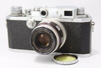 Canon IID Rangefinder Film Camera w/50mm f2.8 lens *As Is* #K000f
