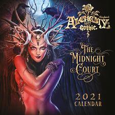 Alchemy Gothic - The Midnight Court 2021 Calendar