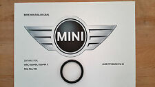 BMW MINI FUEL CAP SEAL ONE COOPER S R50 R52 R53