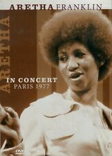 Aretha Franklin : In Concert Pars 1977 (DVD)