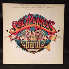 SGT. PEPPER'S LONELY HEARTS CLUB BAND BEE GEES RSO 2658 128 2LP mit Poster