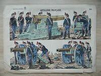 Bild Von Jarville-Nancy Artillerie Französisch Canon Platte Nummer 201