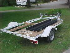 2002 karavan 2 place jet ski trailer