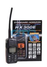 Standard Horizon HX300E VHF Handheld