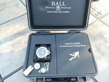 Ball Engineer Hydrocarbon DeepQuest Dive Watch 3000M automatic