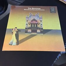 TIM BOWNESS Abandoned Dancehall Dreams LP+CD 2014 Sealed