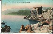 cm 160 Anni 20 MAIORI (Salerno) Antica Torre con monti di Ravello- non viagg FP