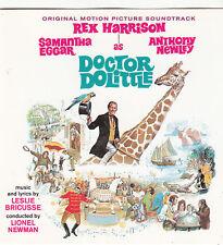 Doctor Dolittle-1967-Original Movie Soundtrack-16-Tracks-CD