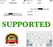 APPLE MDM BYPASS IPHONE / IPAD / IPOD 100% all iOS Versions - Fast service