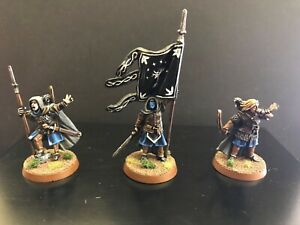 Lord of the rings fiefdoms command rare duinhir blackroot vale