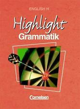 English H. Highlight Grammatik von Raymond Williams (2003, Taschenbuch)