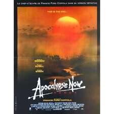 APOCALYPSE NOW REDUX Affiche de film  - 40x60 cm. - 2001 - Marlon Brando, Franci