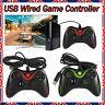 USB Wired Game Controller Gamepad for Microsoft Xbox 360 Xbox 360 Slim PC Joypad