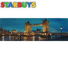Canvas Prints Wall Art Photo Print With LED Lights Canvas London Tower Bridge