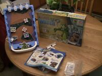 Where's My Water Board Hands On Activity Game - Disney - Hasbro Useed