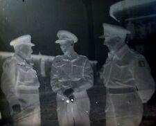 VINTAGE/ANTIQUE GLASS NEGATIVE PHOTOGRAPHY PLATE. HISTORICAL IMAGE