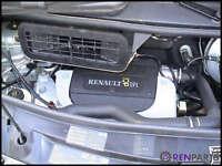Renault Trafic / Vauxhall Vivaro 1.9 DCI Engine F9Q 760 2001-2006 Primastar F9K