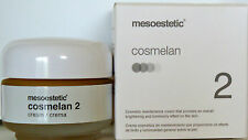 Cosmelan 2 Cream Melasma Freckle Dark Spot Bleach Brightens Pregnant Skin Damage