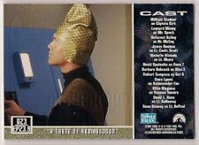 Star Trek TOS Season 1 (One) Gold Plaque G23