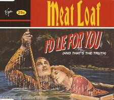 MEAT LOAF - I'd Lie For You (And That's The Truth) (UK 3 Tk CD Single Pt 1)