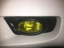 2006-2008 Honda Civic Yellow Fog light JDM TINT PreCut Vinyl Film Overlays