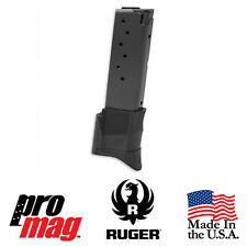 ProMag Extended 10-round 9mm Blue Steel Clip Magazine Mag RUG17 for Ruger LC9